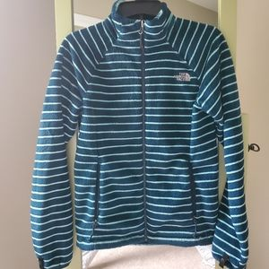 The North face Osito zip up jacket